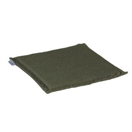 Stern Universal-Sitzkissen, 44 x 44 cm, 100% Polyacryl, dunkelgrün
