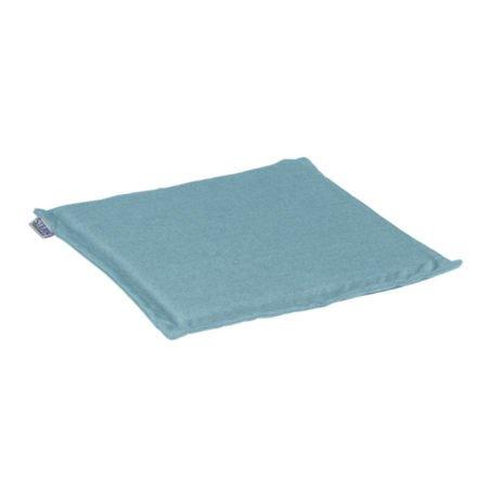 Stern Universal-Sitzkissen, 44 x 44 cm, 100% Polyacryl, hellblau