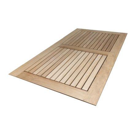 SIT Mobilia Tischplatte Teakholz rahmenverleimt