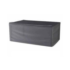 AeroCover Schutzhülle für Gartentisch, Ripstop-Polyester, anthrazit