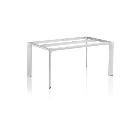 """Kettler """"Diamond"""" Tischgestell 160x95 cm, Aluminium silber"""