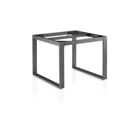 "Kettler Causal Dininig Tischgestell ""Ocean Modular"" 95x95 cm, Aluminium anthrazit"