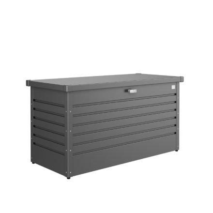 """Biohort """"FreizeitBox"""", Stahlblech dunkelgrau-metallic, Größe 130"""