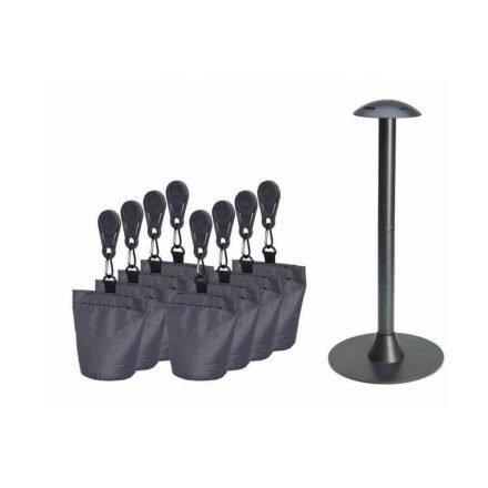 AeroCover Abstandhalter-Set für Sitzgruppen bis 240 cm Länge