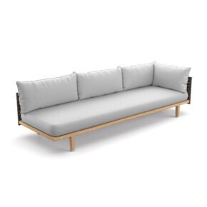 DEDON Loungemodul XL links SEALINE, DEDON Rope slate