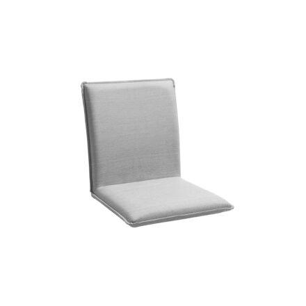"Niehoff Sitzschale ""Nette"", Batyline®-Gewebe grau"