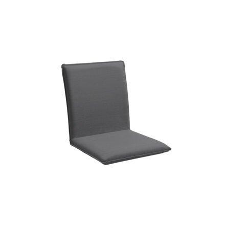 """Niehoff Sitzschale """"Nette"""", Sunbrella®-Gewebe grey"""