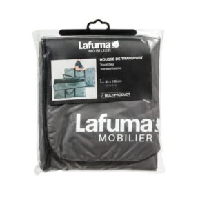 Lafuma Tragetasche 83x130 cm, dunkelgrau