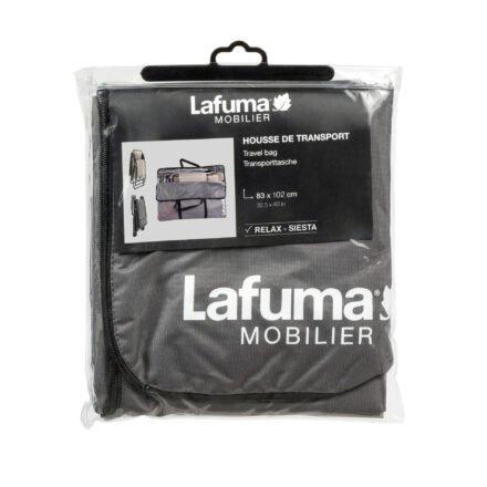 Lafuma Tragetasche 83x102 cm, dunkelgrau