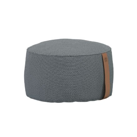 "4Seasons Outdoor Hocker ""Pouf"" 58x32 cm, anthrazit"