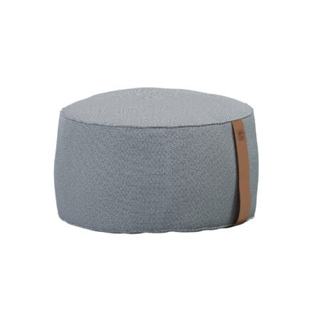 "4Seasons Outdoor Hocker ""Pouf"" 58x32 cm, mid grey"
