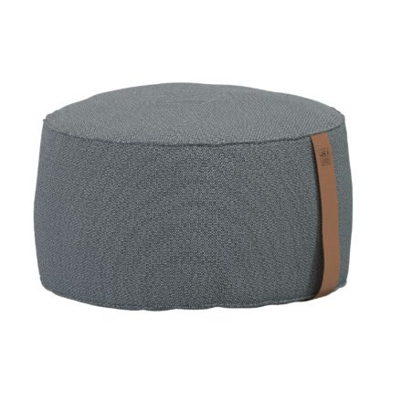 "4Seasons Outdoor Hocker ""Pouf"" 72x38 cm, anthrazit"