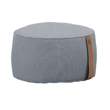 "4Seasons Outdoor Hocker ""Pouf"" 72x38 cm, mid grey"