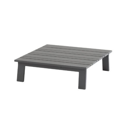 "4Seasons Outdoor Loungetisch ""Sofia"", Alu matt carbon"