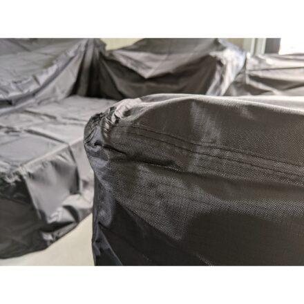 Home Islands Schutzhülle aus Ripstop-Nylon, schwarz