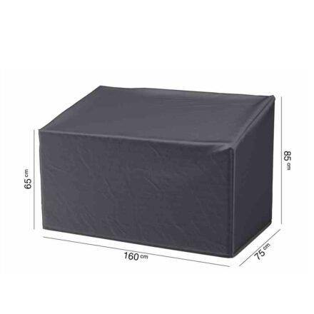 AeroCover Bank-Schutzhülle 160x75x65/85 cm