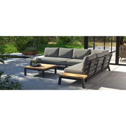"4Seasons Outdoor Loungeset ""Empire"" mit Loungetisch ""Capitol"""
