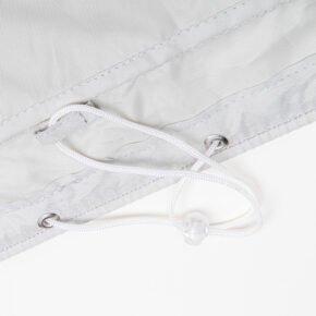 Kettler Schutzhülle, Polyester, grau/silber