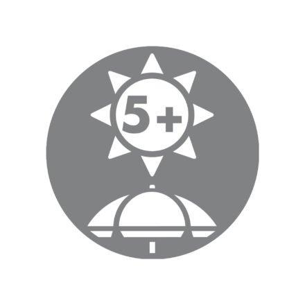 Doppler Sonnenschirm - Bezug lichtecht 5+