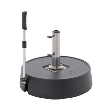 """Doppler """"Easy Move Switch"""" Rollsockel, 50 kg"""