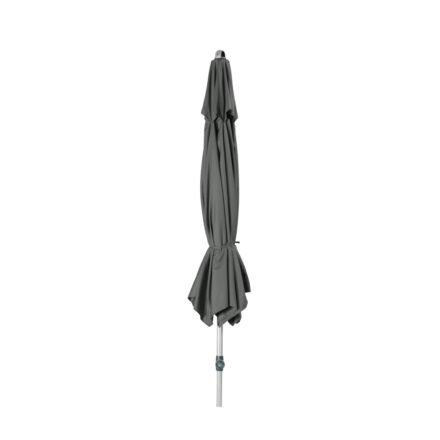 """Doppler """"Expert"""" Kurbelschirm mit Höhenverstellung, Ø 320 cm, Farbe Anthrazit"""