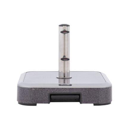 """Doppler """"Expert"""" Schirmsockel mit Aluminium-Hülle, Gewicht 50 kg"""
