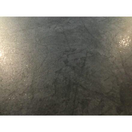 """Stern """"New Holly/Allround"""" Loungeset, Detail Tischplatte HPL seidengrau, Ausstellung Stockach"""
