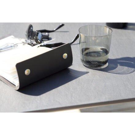 Kettler Tischplatte Kettalux-Plus anthrazit (Schieferoptik)