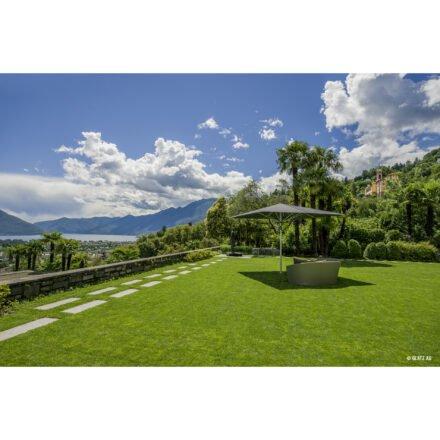 """Sonnenschirm """"Fortello®"""" von GLATZ (© by GLATZ AG, Schweiz)"""