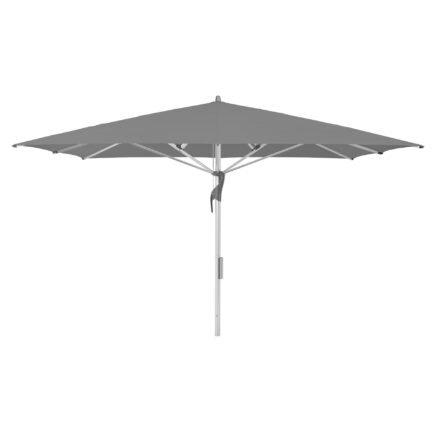 """Sonnenschirm """"Fortello® LED"""", quadratisch, von GLATZ, Dessin 420 (© by GLATZ AG, Schweiz)"""