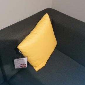 """Hartman """"Samson"""" Dekokissen 45x45 cm, Farbe Gelb - Ausstellung Weil"""