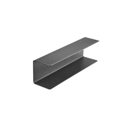 """Solpuri """"Boxx"""" C-Ablage, Aluminium anthrazit"""