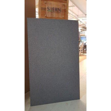 Stern Tischplatte 130x80 cm, Starstone hellgrau - Ausstellung Lauchringen