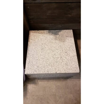 Doppler Granitplatte 40x40x8 cm - Ausstellung Lauchringen