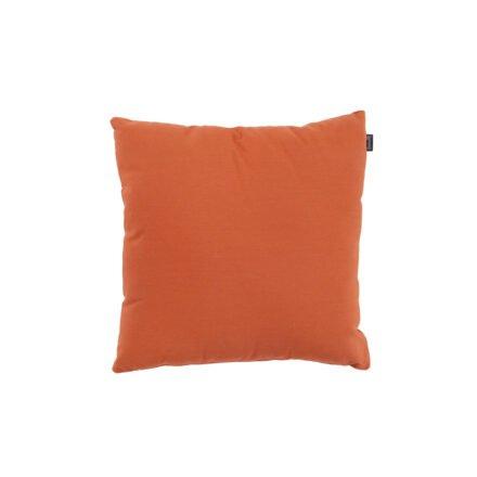 """Hartman """"Samson"""" Dekokissen, Sunbrella Paprika Orange"""